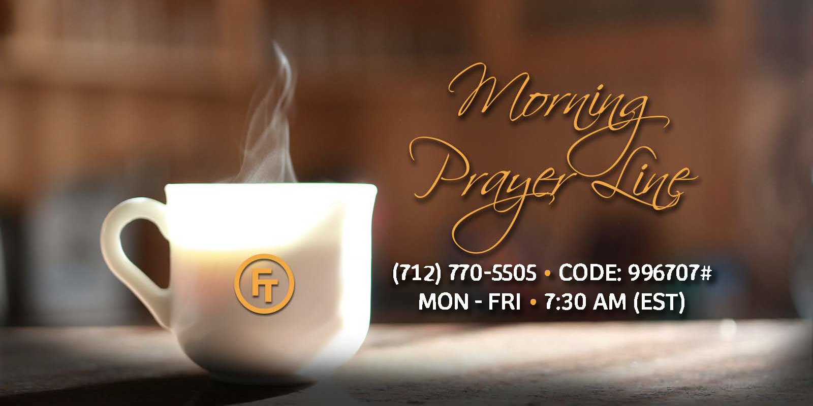 Morning Prayer Line